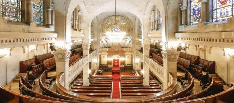 sinagoga antigua